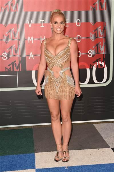 Britney Spears çok Britney Spears.