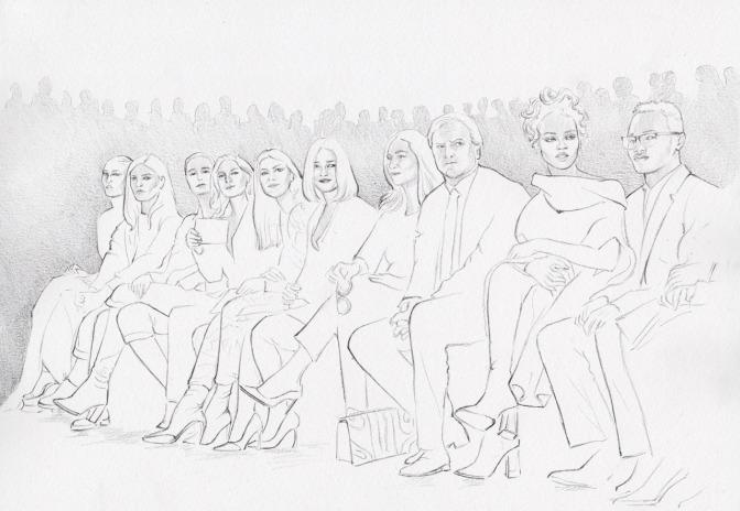 Moda Haftasi İlüstrasyonları – T.S Abe