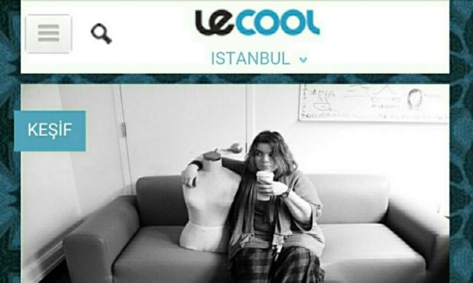 Lecool İstanbul'a Konuk oldum