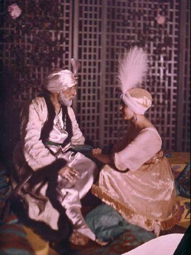 Paul Poiret ve eşi Denise Boulet Poiret