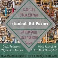 Zero Waste Istanbul Bit Pazarı - 17 Ocak